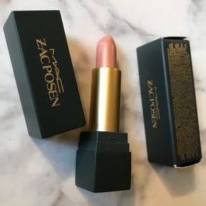 Brand New MAC X Zac Posen Sheer Madness Lipstick